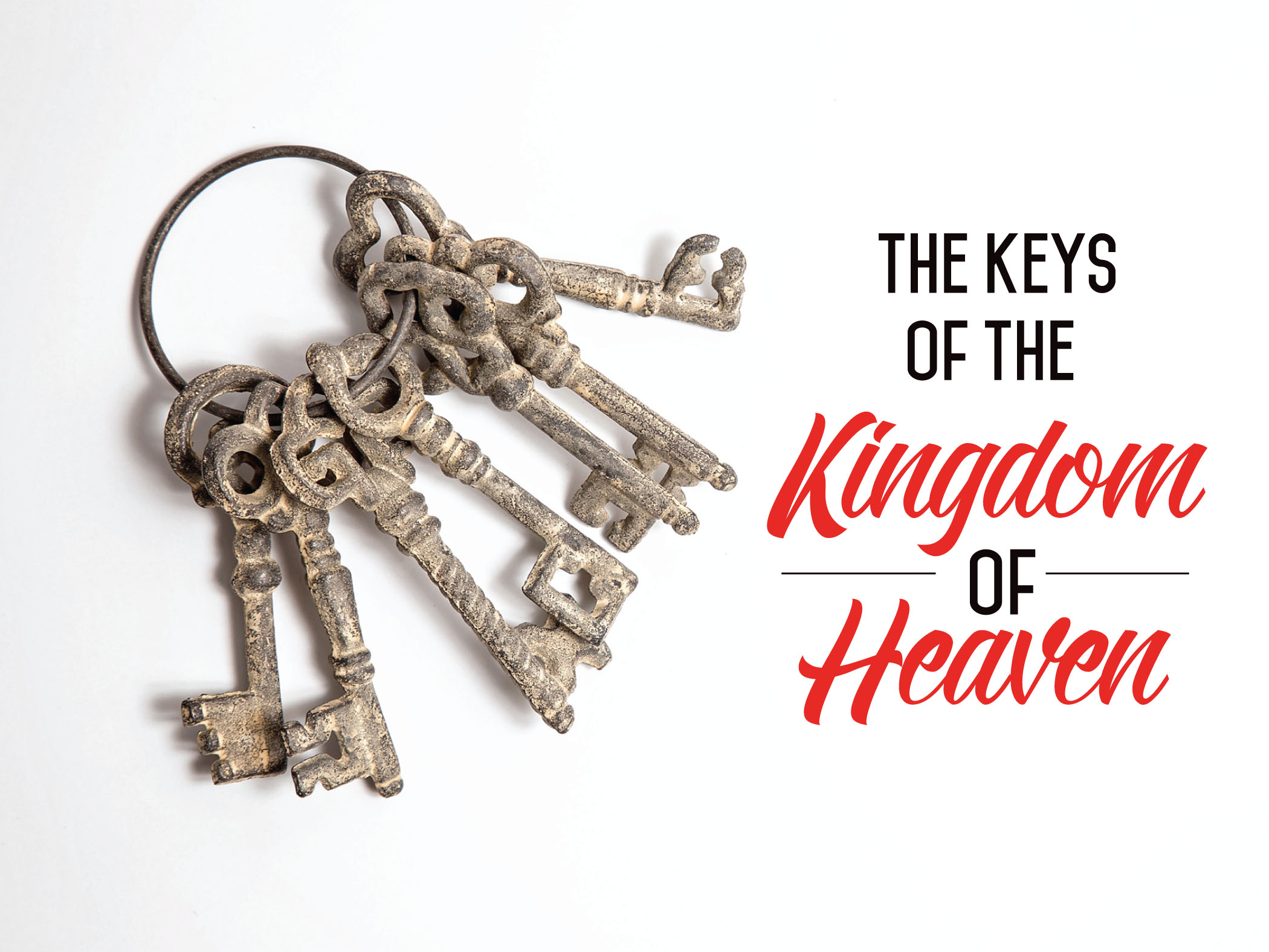 The Keys are in Our Hands