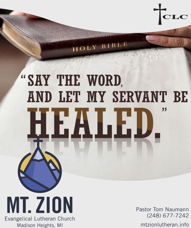 Jesus Reveals His Healing Power