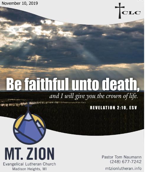 Remaining Faithful When Life Feels Unfair
